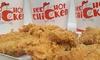 Red Hot Chicken - Białystok: Kurczak w panierce: 10 skrzydełek (16,99 zł), 10 stripsów (18,99 zł) i więcej opcji w Red Hot Chicken (do -35%)