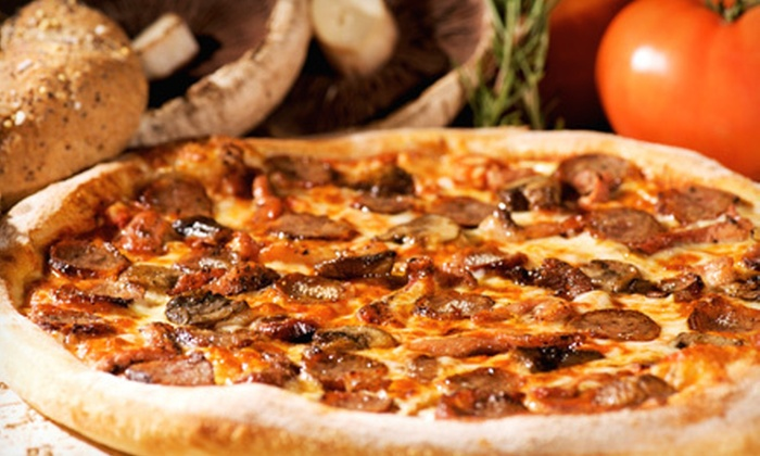 Johnny Bueno's Pizzeria - Speedway: $10 for $20 Worth of Pizzeria Cuisine at Johnny Bueno's Pizzeria