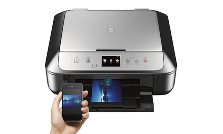 Canon PIXMA Wireless All-in-One Photo Inkjet Printer