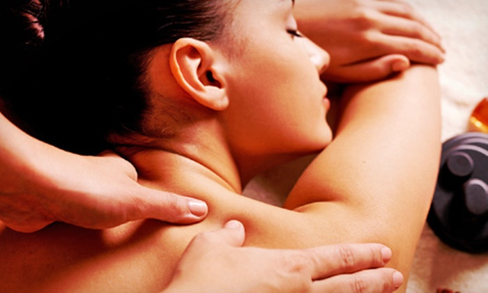 Elements Therapeutic Massage - New Providence: 55-, 80-, or 110-Minute Massage at Elements Therapeutic Massage (Up to 51% Off)