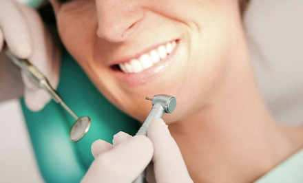 Dental Checkup with Optional Dental-Work Voucher with Santa Rosa Dental Implant Center (Up to 88% Off)