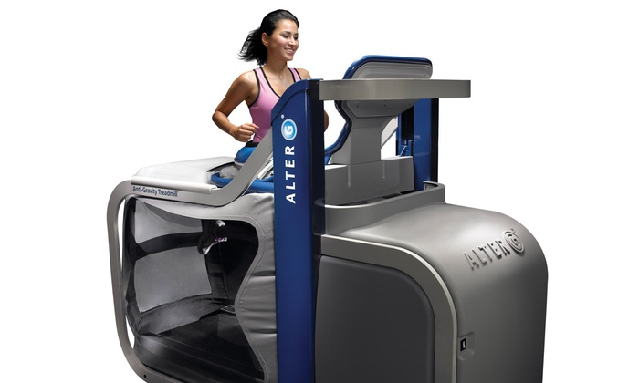 NY SportsMed - Upper West Side: Up to 52% Off Anti-Gravity Treadmill Sessions at NY SportsMed