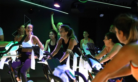 Choice of Five or Eight Spin or HiiT Classes at Digme Fitness