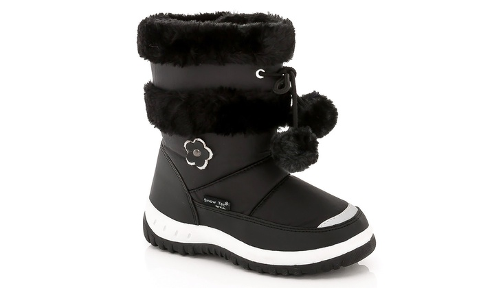 Snow Tec Blizz Girls' Snow Boots | Groupon Goods