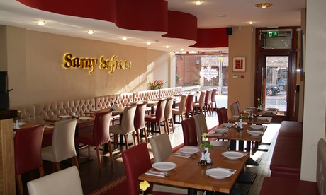 8 or 16 Meze for Two or Four at Saray Sofrasi Restaurant (Up to 47% Off)