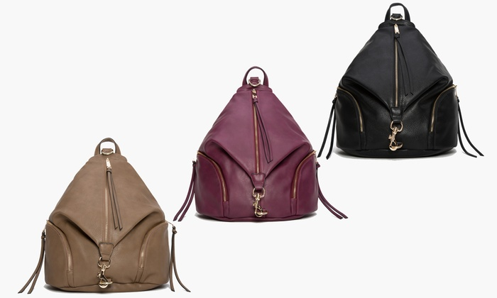 Sociology Zipper Tassel Backpack | Groupon Exclusive