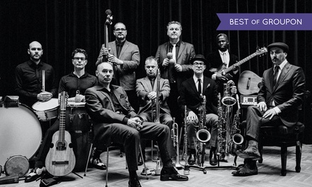 Matt Bianco Meets New Cool Collective, General Admission Ticket, Sunday 9 April (Up to 20% Off)