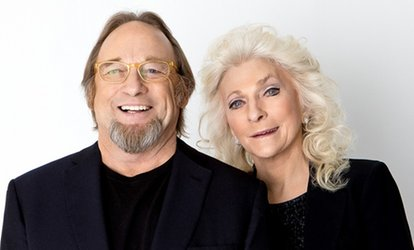 image for Stephen Stills & Judy Collins on  Saturday, June 9, at 8 p.m.
