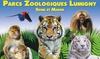 Les Parcs Zoologiques Lumigny en Famille