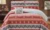 Home Style Lodge Quilt Set (3- or 4-Piece)