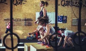 Crossfit Orange 84 CF: 5 séances ou 1 mois d'accès illimité de CrossFit pour 1 personne dès 9,90 € au Crossfit Orange 84 CF