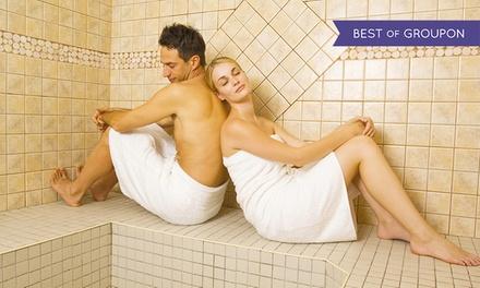 Percorso Spa di coppia con massaggio