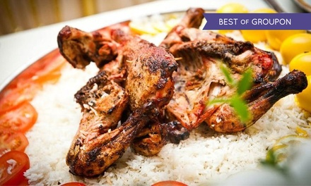 AA Rosette Awarded Indian Food at Britannia Spice: Groupon Worth £20 or £40 (55% Off)