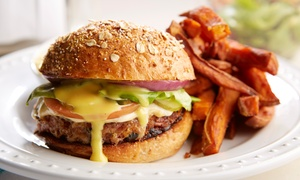 Drink: Comfort Food for Lunch or Dinner for Two or Four, with Appetizers, Entrees, and Drinks at Drink (Up to 56% Off)
