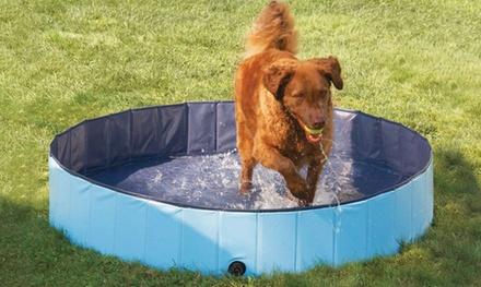Piscine da giardino per cani Aqpet disponibili in 3 misure