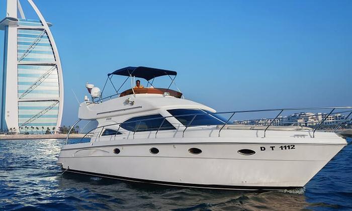 One-Hour Yacht Cruise for 12 - Master Yachts Cruises | Groupon