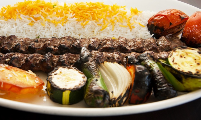 SHIRAZ CUISINE - Shiraz Cuisine: $15 for $30 Worth of Persian Cuisine at Shiraz Cuisine