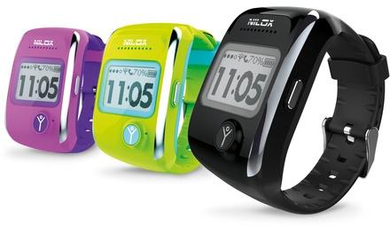 Smartwatch multifunzione Nilox disponibile in 3 colori