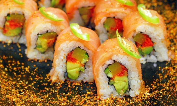 Fuji Ya - Northwestern Precinct: Prix Fixe Sushi Dinner or Lunch for Two at Fuji Ya (Up to 44% Off)