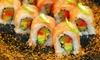 Up to 44% Off Prix Fixe Sushi Meal at Fuji Ya