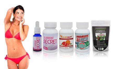 ThreeMonth WeightLoss Pack and R100 SA Vitamins Voucher Including Delivery