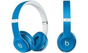 Clearance: Beats by Dr. Dre Solo 2 Luxe Edition Wired Headphones NEW