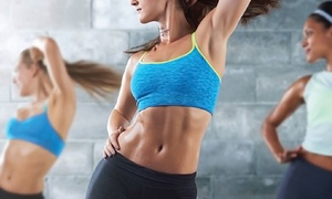 Jazzercise East Meadow: 10 or 20 Classes plus a Fitness Assessment at Jazzercise East Meadow (Up to 80% Off)