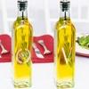 Up to 83% Off Wood Serving Set or Olive Oil Bottle