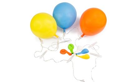 plaights led lichterkette mit luftballons bremen idiscount deutschland. Black Bedroom Furniture Sets. Home Design Ideas