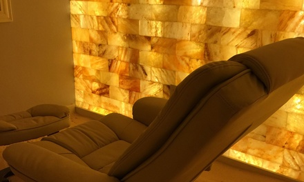 45-Minute Salt Therapy Sessions for One or Two at Southern Salt Therapies (Up to 50% Off). 3 Options Available.