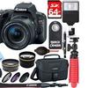 Canon EOS Rebel SL2 24.2MP DSLR Camera Bundles