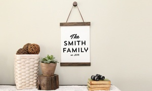 Up to 51% Off Canvas Wall Hanging at 2712 Designs, plus 9.0% Cash Back from Ebates.