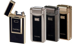 Tantra Windproof Single-Arc USB Cigarette and Utility Lighter