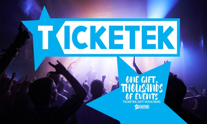 15 off ticketek gift vouchers groupon in a nutshell negle Image collections