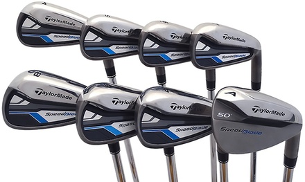 TaylorMade SpeedBlades Men's HL Iron Set