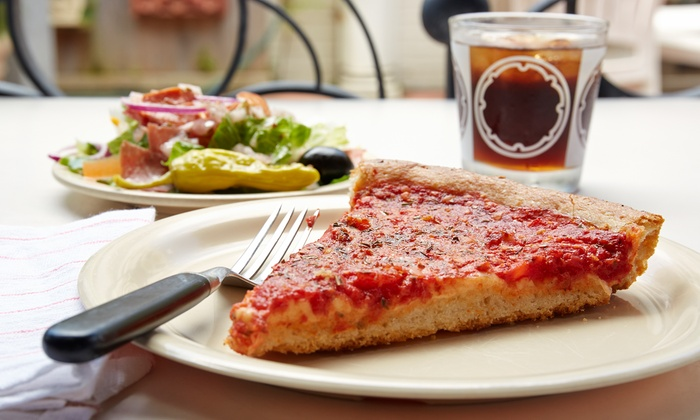 Vila Algarve - Spring Valley: $29 for a Meal for Two with Pizza, Chicken Wings, Salad, and Sodas at Vila Algarve ($47.95 Value)