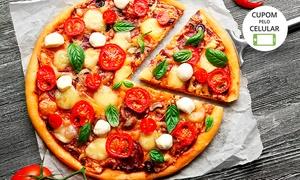 Vagão Gourmet Restaurante: Rodízio de pizza e petisco com refil de refri para 1, 2 ou 4 pessoas no Vagão Gourmet Restaurante
