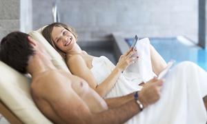 Osmose Fitness & Spa: Accès illimité d'une journéeau Spa pour 2 personnes, option massage, soin du visage ou gommage dés 24,99 €