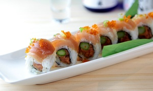 I.Sushi & Grill: Japanese Food at I.Sushi & Grill (32% Off). Two Options Available.