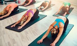 Sankalpa Espacio: 4, 8 o 12 clases de yoga en Sankalpa Espacio