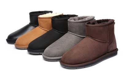 Shop Groupon Water-Resistant UGG Ankle Boots