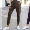 Women's Stretchy Cargo Drawstring Pants