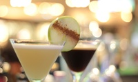 Cocktails with Mezze Plate for Two ($29) or Four People ($49) at The Kirribilli Club, Lavender Bay (Up to $100 Value)