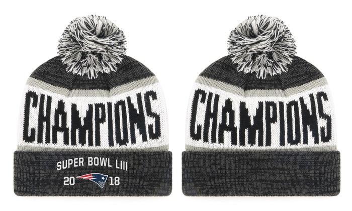 champs nfl hats