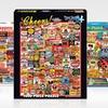 1,000-Piece Collage Puzzles