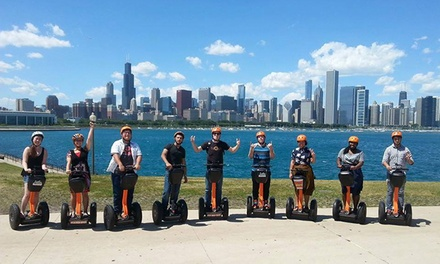 chicago segway tours coupon