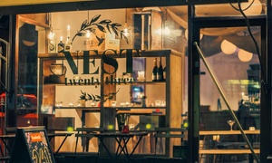 Nest23 Cardiff: Four or Eight Cocktails of Choice to Share at Nest23 Cardiff