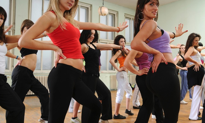 Pure Fitness Studio - Middlesex: 10 Zumba Classes at Pure Fitness (29% Off)