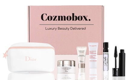 Cozmobox Beauty Box Subscription: One Month $29.95 or Three Months $89.95 Don't Pay up to $179.90