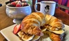 Up to 40% Off Breakfast or Lunch at House of Oliver Bistro